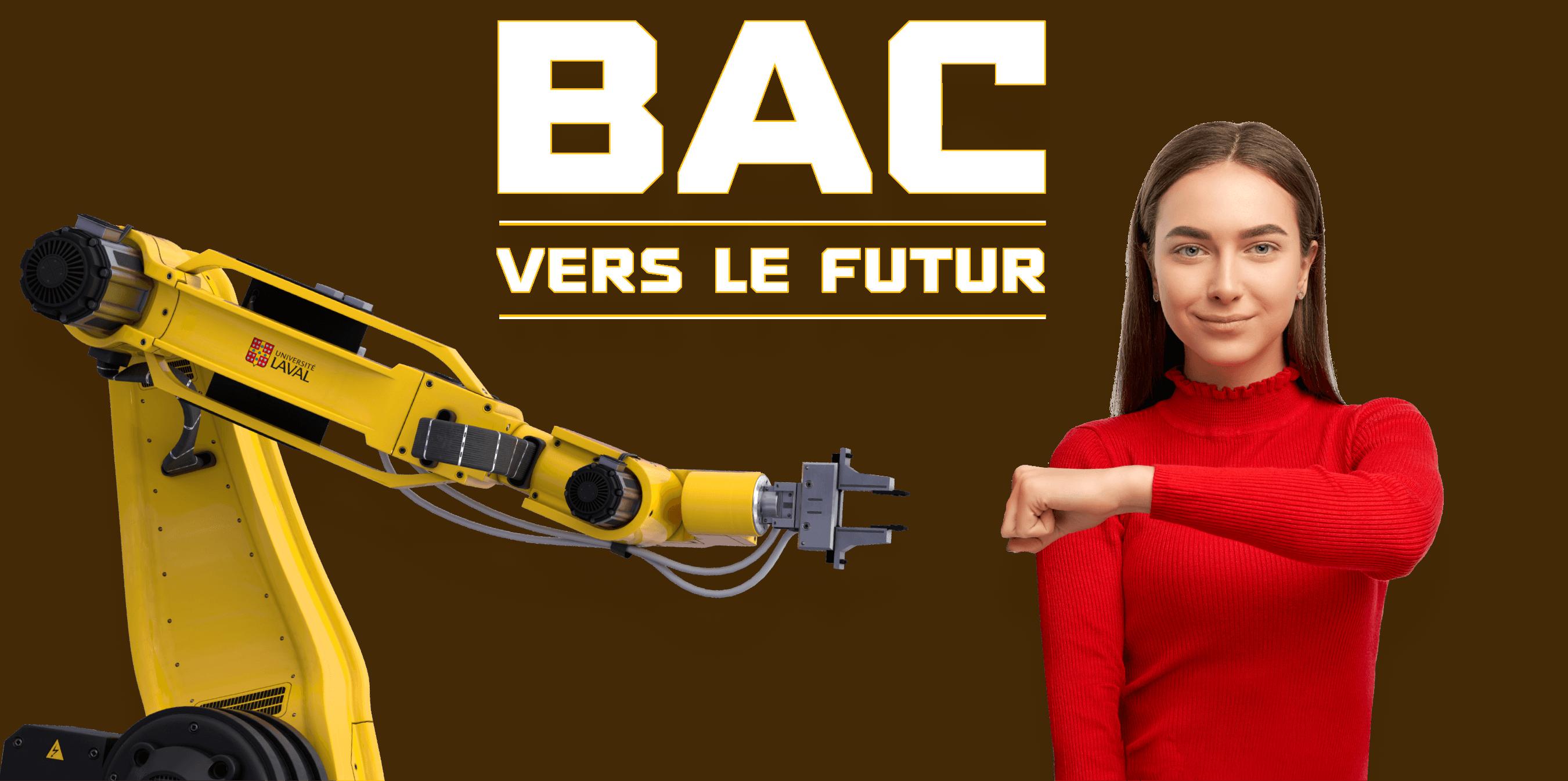 Bac vers le futur | Département des relations industrielles | Université Laval