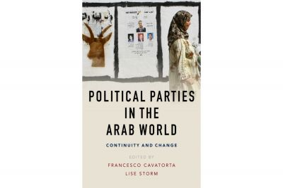 Couverture de Political Parties in the Arab World. Continuity and Change.