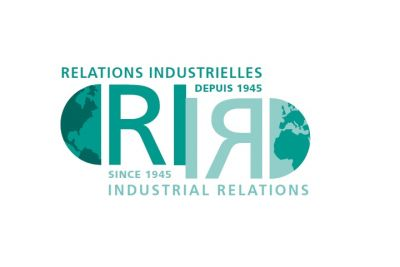 Revue Relations industrielles Industrial Relations 74-3