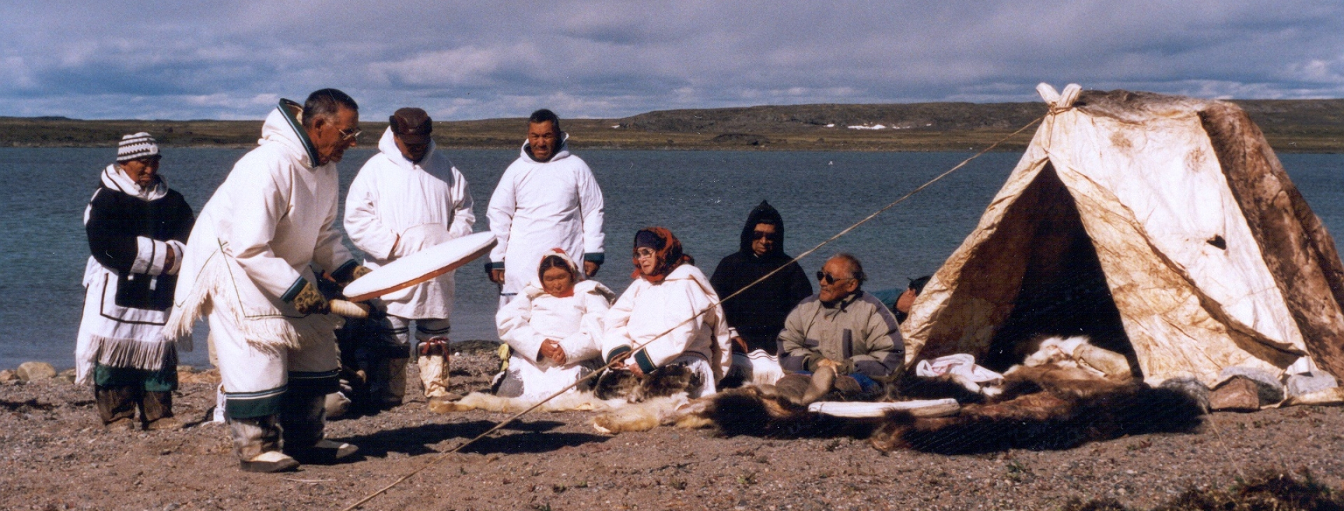 Fréderic Laugrand anthropologie inuit